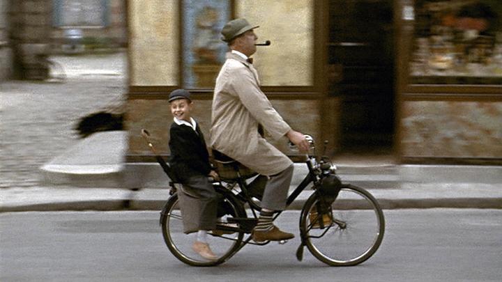 Jacques Tati 的嬉戲時光