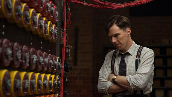 解碼遊戲 (The Imitation Game)