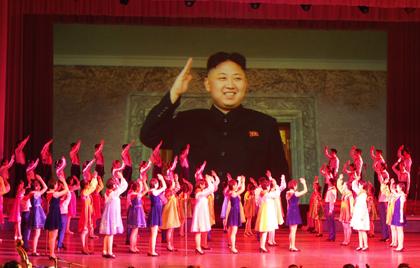 活在北韓最幸福?